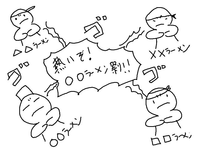 ラーメン祭り