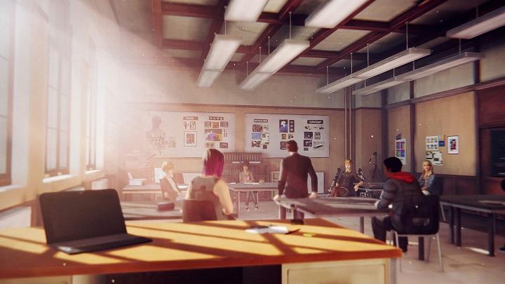ライフイズストレンジ教室