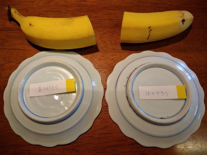 付箋バナナ
