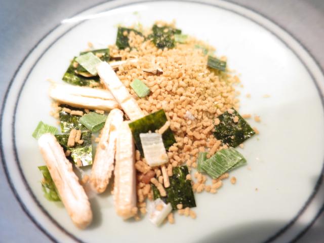 松茸の味お吸い物2