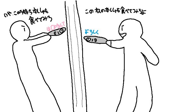 ししゃもフェイス/オフ3