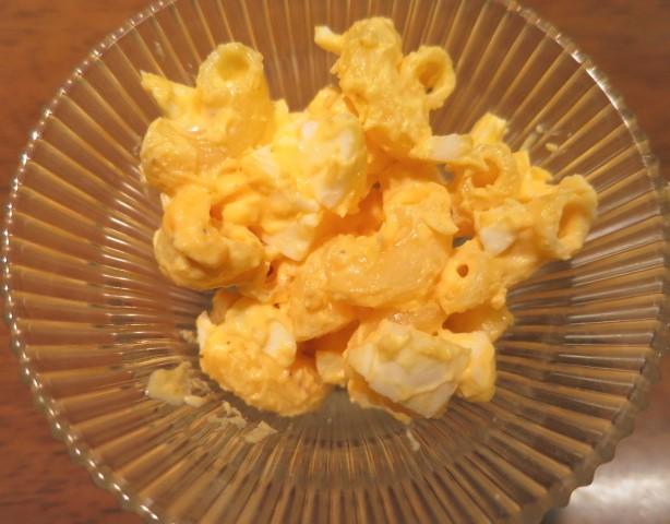 卵マカロニサラダ5