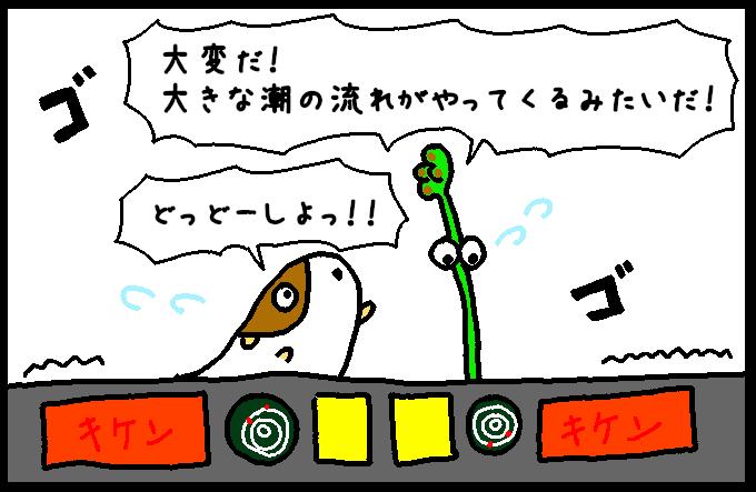 フンボルトイカ3-4