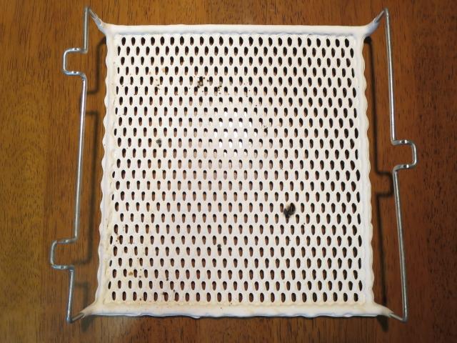 セラミック焼き網干物9