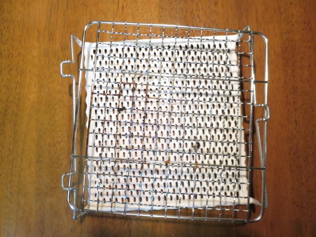 セラミック焼き網干物16